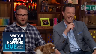 Seth Rogen Rates Justin Bieber's And Orlando Bloom's Penises | WWHL