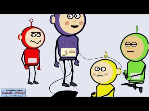 Teletabbi -  parodia Teletubbies