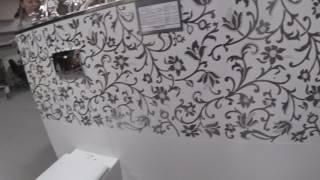 Интерьерный салон Кредит Керамика. Второй этаж. Мебель для ванной комнаты. Двери. Шкафы купе.(, 2017-06-04T12:15:27.000Z)