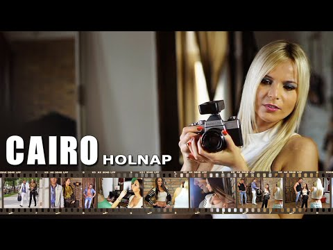 CAIRO - Holnap (Official Music Video)