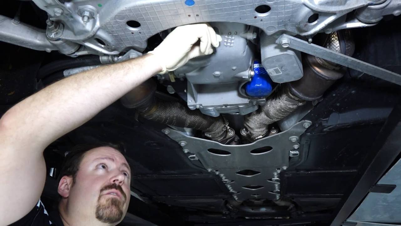 How To Change The Oil In A C7 Corvette Dry Sump Z51