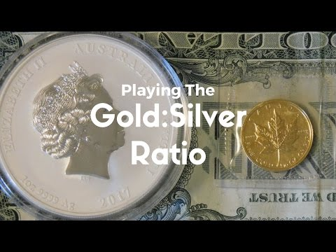 Playing the Gold:Silver Ratio
