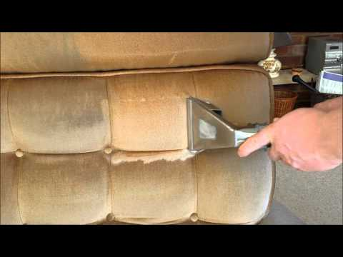 Dralon Upholstery Cleaning