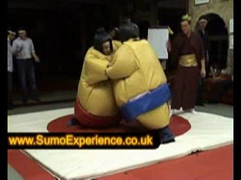 Sumo Experience Stag Party