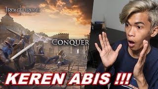 Video WOW !! KEREN GILA GAME ANDROID BERGENRE STRATEGI BIKIN KETAGIHAN - IRON THRONE download MP3, 3GP, MP4, WEBM, AVI, FLV Juni 2018
