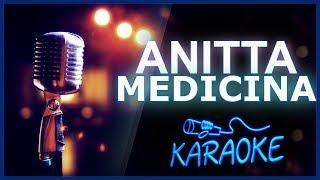 Baixar 🎤 KARAOKÊ - Medicina - Anitta