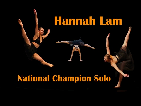 Hannah Lam National Champion Kingwood Fillie Solo 2015