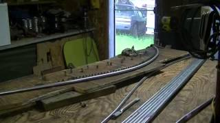 Copperland Wind Workshop, Blade Construction I : Tube Bending & Assembly