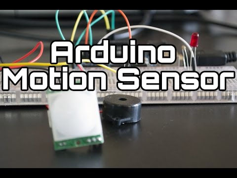 Arduino Motion Sensor: A Simple Motion Detection Circuit