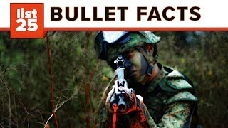 25 Penetrating Facts About Bullets That Will Astound You
