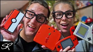 My FAVORITE Nintendo Handhelds ft. my GIRLFRIEND | Game Boy, 2DS & MORE!