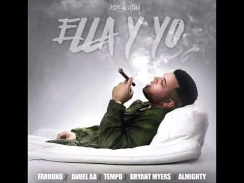 Farruko Ft Anuel AA, Tempo, Bryant Myers, Almighty - Ella y yo