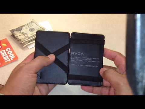 Rvca Magic Wallet Review