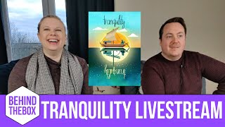 Livestream Playthrough of Tranquility