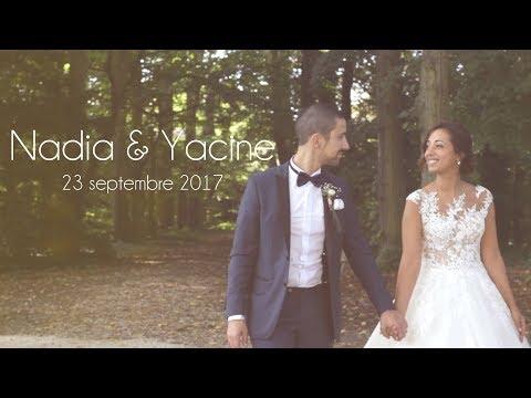 Wedding / Mariage chaleureux de Nadia & Yacine au domaine de la Patulière
