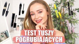 6 DNIOWY TEST TUSZY POGRUBIAJĄCYCH | MOJE TOP 3