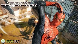 The Amazing Spider-Man - Xbox 360 / Ps3 Gameplay (2012)