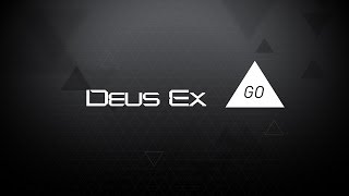 Deus Ex GO by Square Enix Inc iOSAndroid FROM THE MAKERS OF AWARDWINNING HITMAN GO AND LARA CROFT GO COMES A NEW ADVENTURE