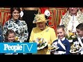 Why Queen Elizabeth Is Handing Out Purses Of Money Today With Help From Princess Eugenie! | PeopleTV