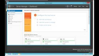 (HD)Aerohive AP ile Windows server 2012 YARIÇAPI