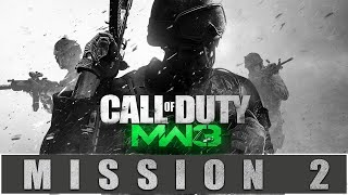 Call of Duty Modern Warfare 3 Mission 2 Hunter Killer Gameplay Walkthrough [PC]