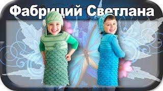☆Платье, туника, вязание крючком для начинающих, crochet.