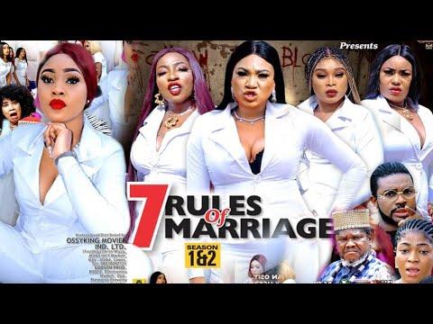 7 RULES OF MARRIAGE SEASON 1{NEW TRENDING MOVIE}-UGEZU J UGEZU|QUEENENTH HILBERT|2021 Nollywood Movi