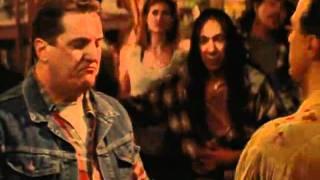 Steven Seagal bar fight scene