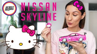 Starting 2021 with Fun Hello Kitty Nissan Skyline