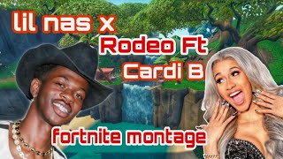 FORTNITE RODEO [LIL NAS X] FT CARDI B #1trending