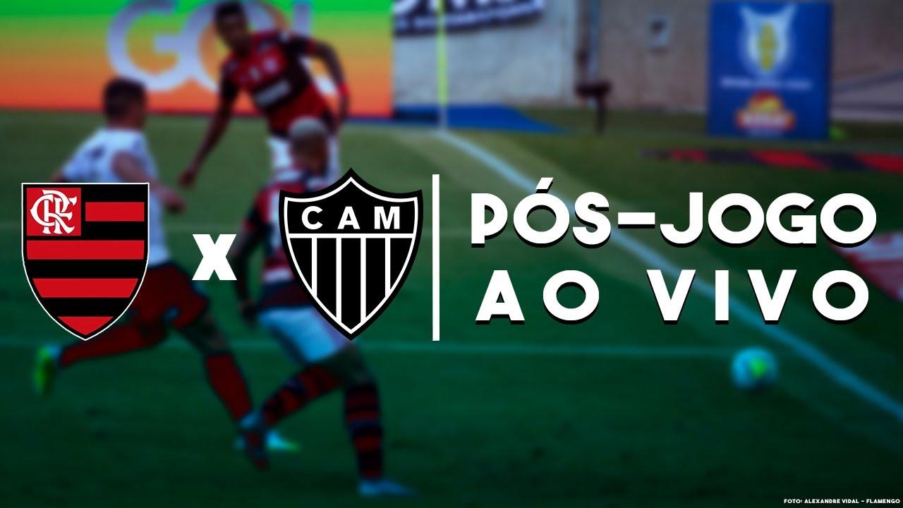 Pós-jogo | Flamengo 0x1 Atlético-MG | AO VIVO