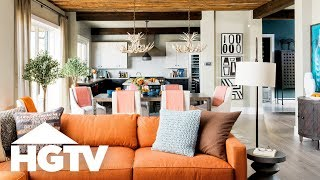 This Mountain Retreat Could Be Yours! Tour Hgtv Dream Home 2019