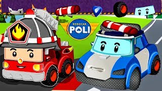 Puzzle Cars - Videos For Kids