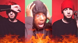 INCREDIBLE! | twenty one pilots: Levitate [Official Video] | REACTION