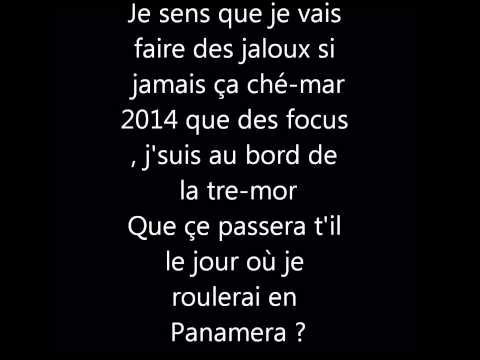 Paroles De J'encaisse By Marin Monster