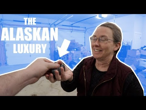 THE ALASKAN LUXURY  Somers In Alaska Vlogs