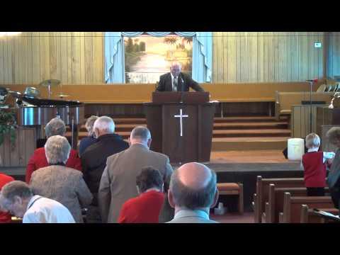 Bethel Baptist Tabernacle   Cleveland, TN   Morning Service   12 23 2012