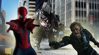 SpiderMan Secret Clip Teases Possible Sinister Six Lineup
