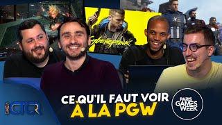 Ce qu'il ne faut pas louper pendant la Paris Games Week | CTCR