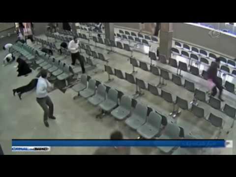 Câmeras flagram ataque terrorista no Parlamento do Irã
