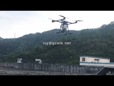 Industrial Drone Of Organic Fertilizer Application For Granule Sprayer Sowing Machine