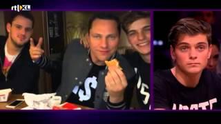 Een reversed klokje Garrix-style - RTL LATE NIGHT