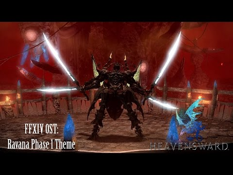 FFXIV OST Ravana Theme  Phase 1 ( The Hand that Gives the Rose )