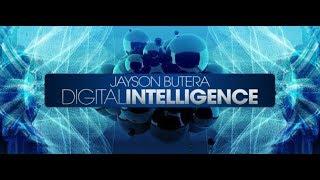 Jayson Butera - Digital Intelligence #1 Aug 25, 2015 Re-Run (16 October 2018) Breaks