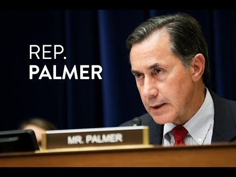 Rep. Palmer - Examining FOIA Compliance at the Department of State