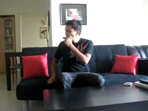 """Lakdi Ki Kaathi"" - For Bianca- Michael Mili on Harmonica"