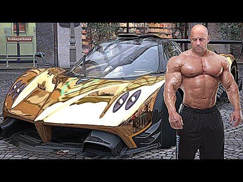 The Rich Life Of Vin Diesel ★ 2018