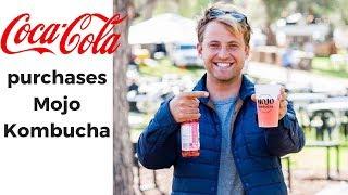 Coca Cola Purchases Mojo Kombucha - My Thoughts
