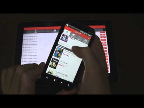 Get Netflix running on Android Honeycomb Tablets (reviewed on Galaxy Tab 10.1)