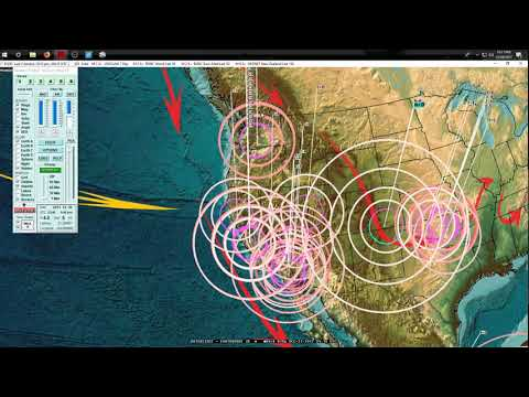 12/30/2017 -- Colorado M4.0 Earthquake -- Europe M5.0 as expected -- Japan on watch